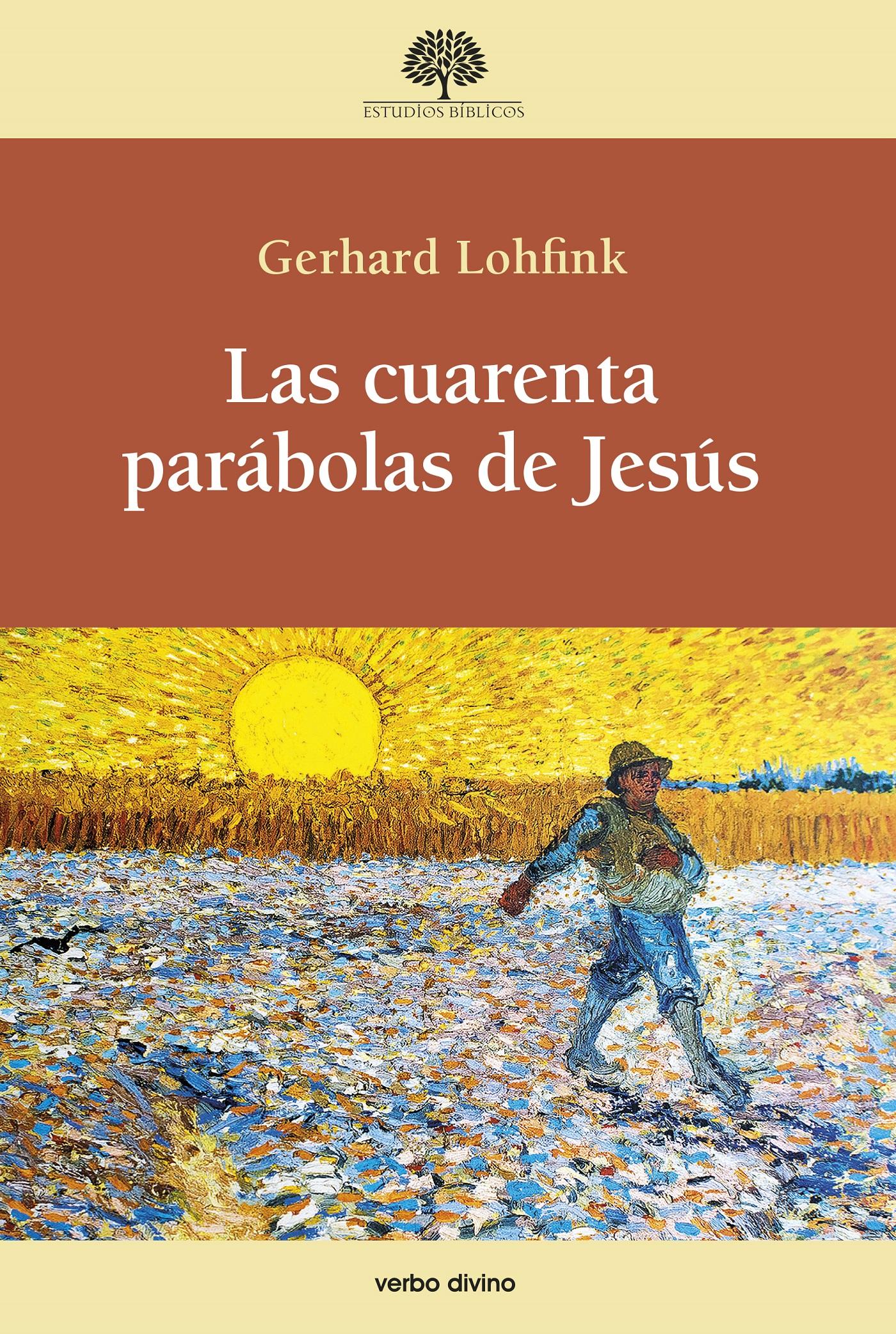 LAS CUARENTA PARÁBOLAS DE JESÚS. Gerhard Lohfink. ebook. 9788490736654