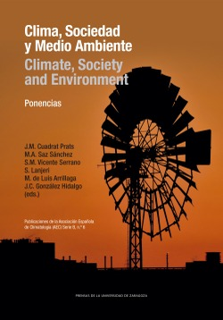 CLIMA, SOCIEDAD Y MEDIO AMBIENTE / CLIMATE, SOCIETY AND ENVIRONMENT