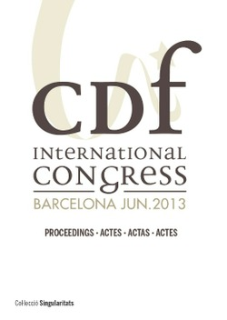 I CDF INTERNATIONAL CONGRESS