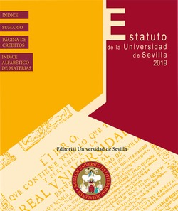 ESTATUTO DE LA UNIVERSIDAD DE SEVILLA 2019
