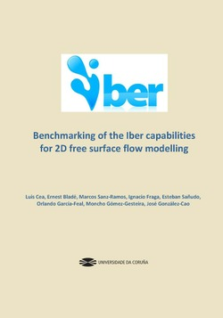 BENCHMARKING OF THE IBER CAPABILITIES FOR 2D FREE SURFACE FLOW MODELLING